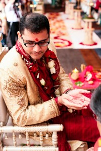 Indian groom, Indian wedding ritual